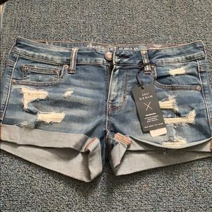 Brand new American eagle shorts size 10